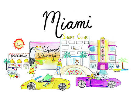 Miami by Ashley Lucas