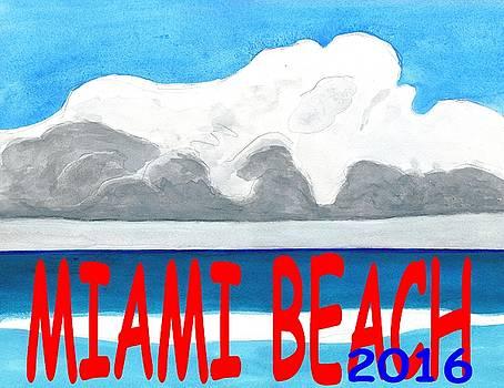 Miami Beach 2016 by Dick Sauer
