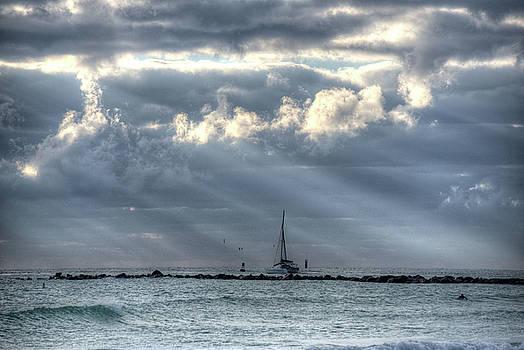 Toby McGuire - Miami Beach Sailboat Miami FL