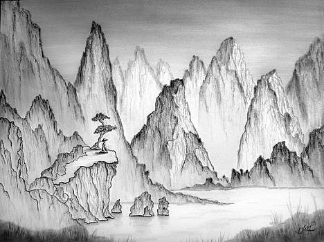 Micah Monk 05 - Solitude by Lori Grimmett