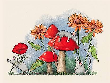 Joyce Geleynse - Mice in the Garden