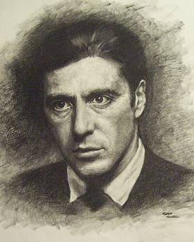 Michael Corleone by Cynthia Campbell