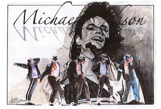 Michael by Dwayne Lester