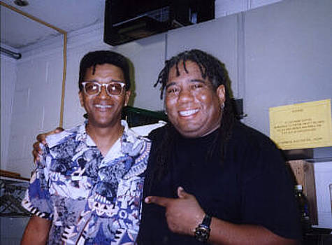 Michael Hill with Eric E by Otis L Stanley