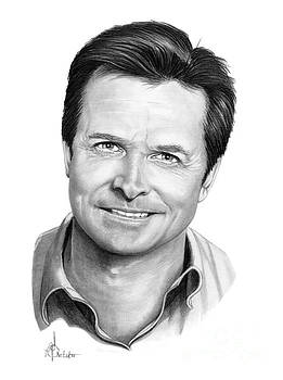 Michael J. Fox by Murphy Elliott