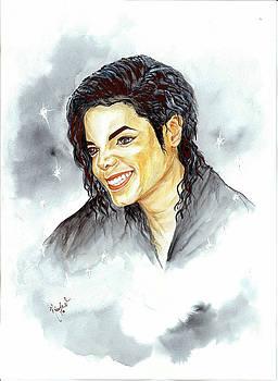 Michael Jackson - Smile by Nicole Wang