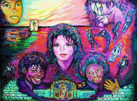 Michael Jackson 4-Everland by Regina Brandt