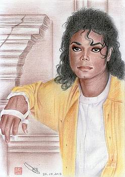 Michael Jackson - Come Together by Eliza Lo