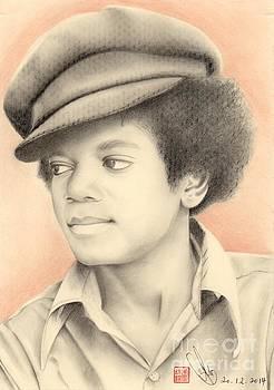 Michael Jackson #Eleven by Eliza Lo