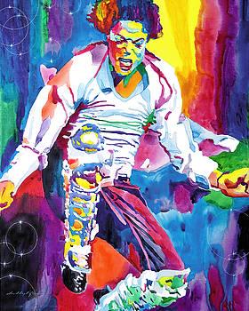 David Lloyd Glover - Michael Jackson Fire