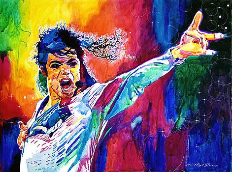 David Lloyd Glover - Michael Jackson Force