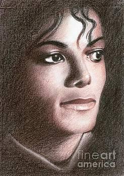 Michael Jackson #Fourteen by Eliza Lo