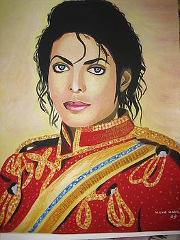 Michael Jackson by Hong Hang