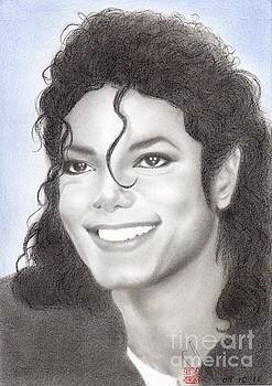 Michael Jackson #Nineteen by Eliza Lo