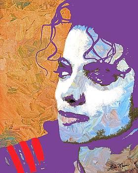 Linda Mears - Michael Jackson orange