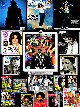 Julian Starks - Michael Jackson Tribute Collage