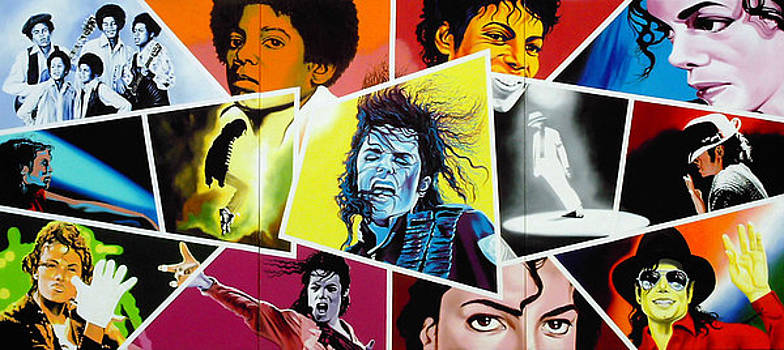 Michael Jackson Tribute For The King Of Pop by Hector Monroy