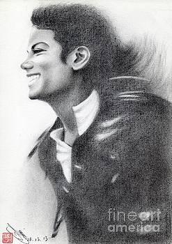 Michael Jackson #Twenty-one by Eliza Lo