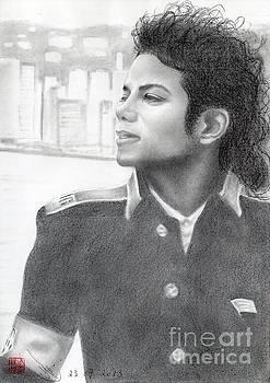 Michael Jackson #Twenty-two by Eliza Lo