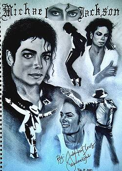 Michael Jackson by Unnamed Soul