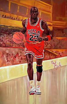 Michael Jordan by Neil Feigeles