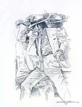 Michael Smooth Criminal Ii by David Lloyd Glover