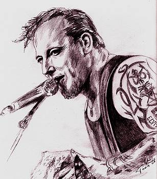 Toon De Zwart - Michael-Volbeat