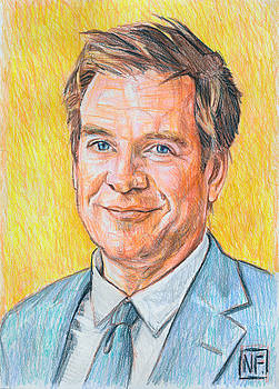 Michael Weatherly by Neil Feigeles