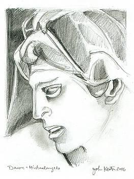 Michaelangelo by John Keaton