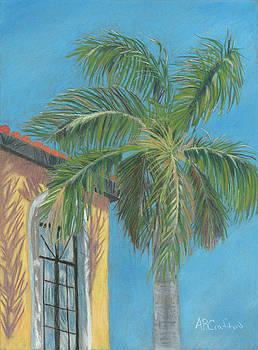 Michaels Palm by Arlene Crafton