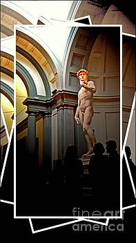 Michelangelo's David by Al Bourassa