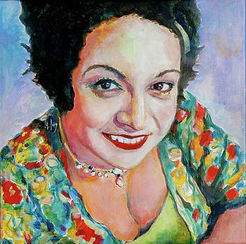 Michelle by Maxim Komissarchik