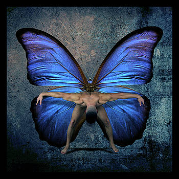 Mick Blue  by Mark Ashkenazi
