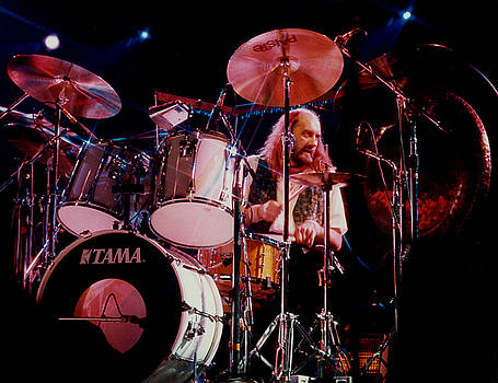 Mick Fleetwood by Eric Tworivers