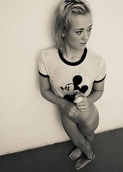 Mickey by Daniel Love