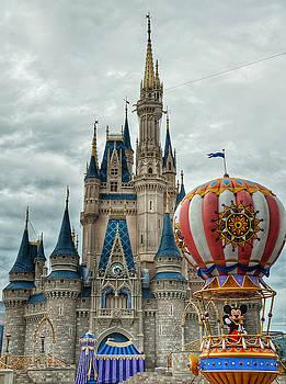 Mickey Mouse Disney House by Nikki McInnes