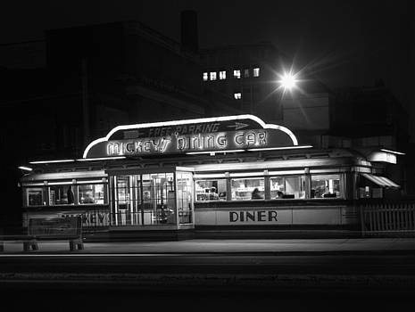 Mickeys Diner St.Paul MN by Kelly Povo