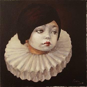 Micul Harlequin by Doru cristian Deliu