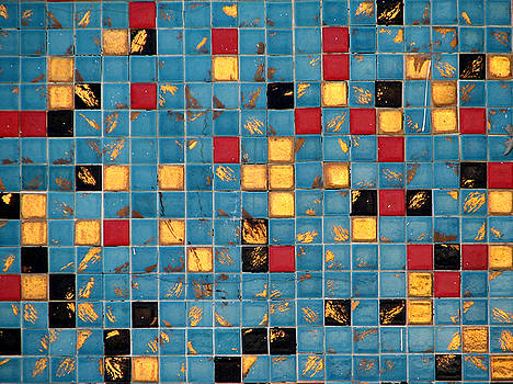 Mid Century Tiles by Christopher Woods