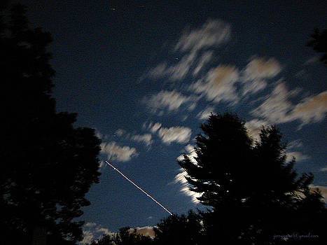 Mid-night Traveler by Gerard Yates