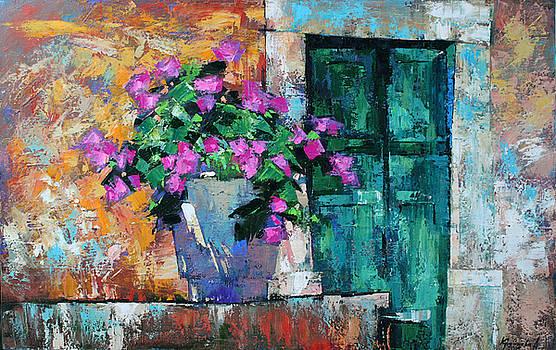Mid summer by Anastasija Kraineva