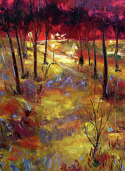 Mid Winter by Debra Hurd