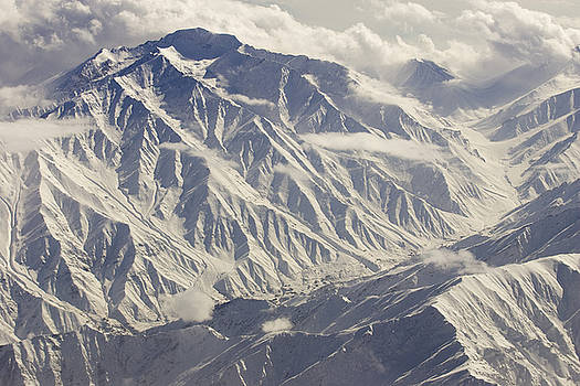 Tim Grams - Mid Winter in the Hindu Kush Mountians in Color