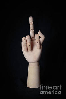 Middle Finger by Edward Fielding