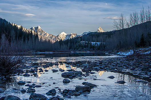 Jedediah Hohf - Middle Fork Reflections
