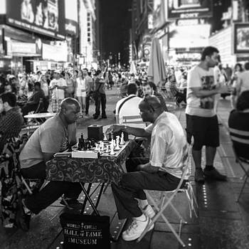 Midnight Chess by Alyson Innes