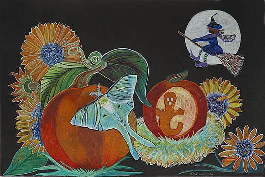 Midnight Flight by Rene LeGrue