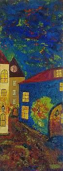 Midnight Hour in Prague by Peter Silkov