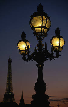 Midnight in Paris by Kamala Saraswathi