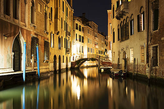 Midnight In Venice by Brad Scott